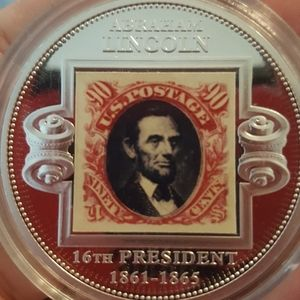 $0.90 Lincoln stamp